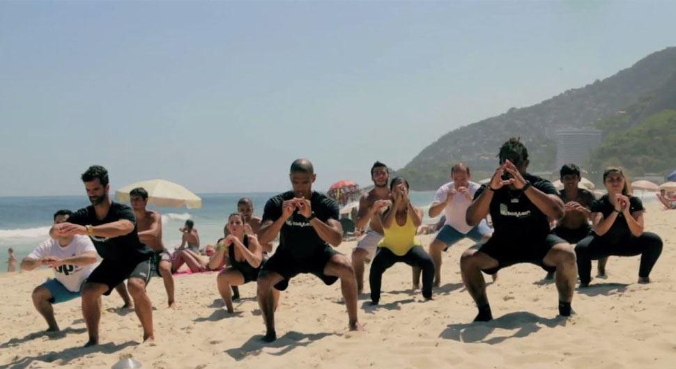Combine By Ziva: treinamento funcional na praia - Blog Bodytech