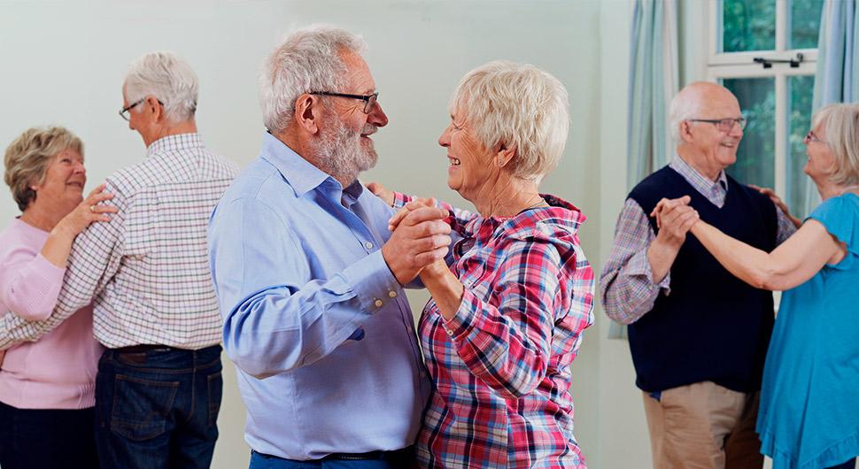 Dançar faz bem à saúde mental de idosos, segundo estudo - Blog ...