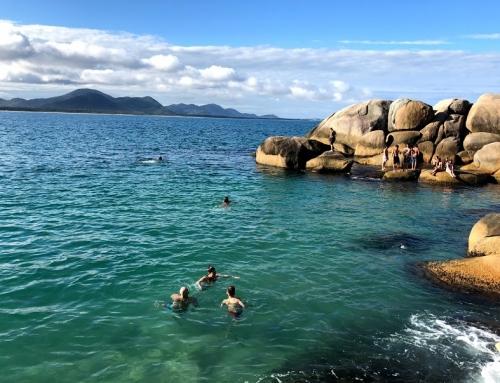 As praias mais lindas de Floripa
