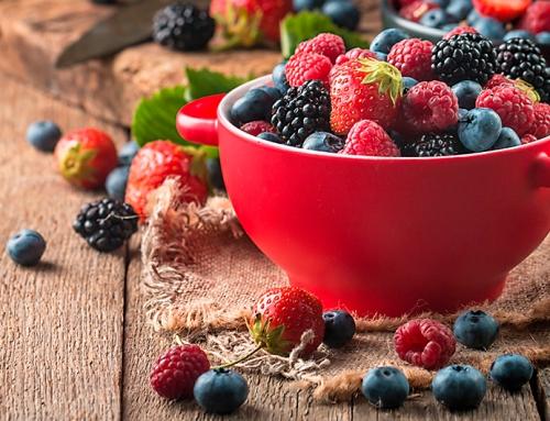 Aprenda a fazer berry bowl