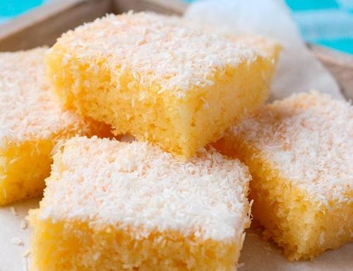 Aprenda a fazer bolo de coco gelado
