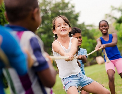 Por que conviver é importante para as crianças