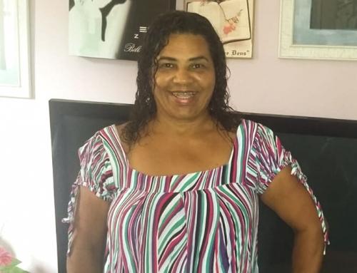 Martinha: alegria garantida na rouparia da BT Icaraí