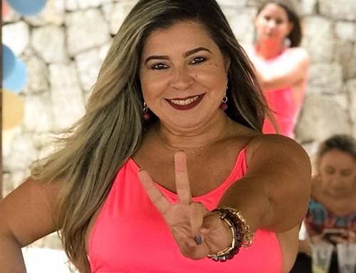 Paula Carvalho: 220V para dar conta da tripla jornada