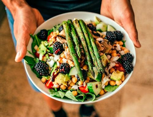 Veganos têm mais dificuldade pra ganhar massa magra?