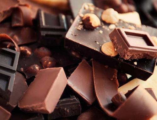 Descubra a diferença entre os chocolates e escolha o seu