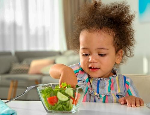 Nova geração: criança também pode ser veggie