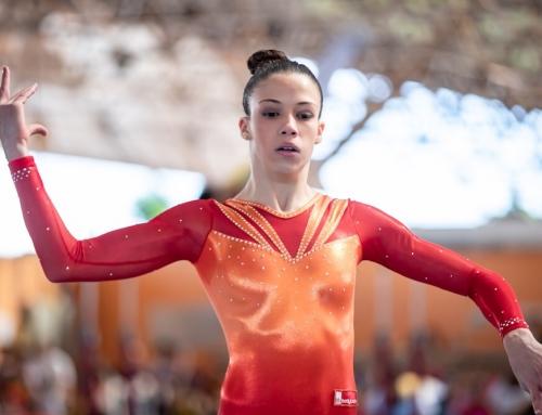 Campeã de ginástica é aluna da BT desde os 4 anos