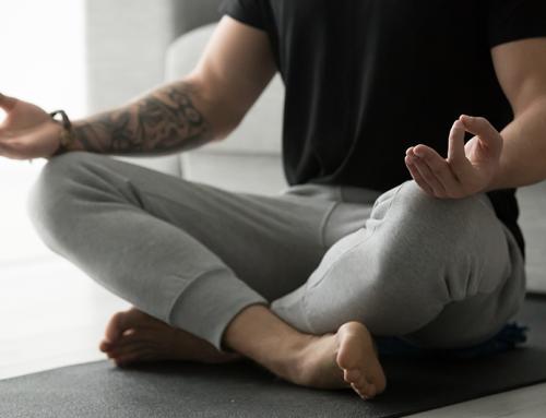Como a meditação ajuda a desconectar