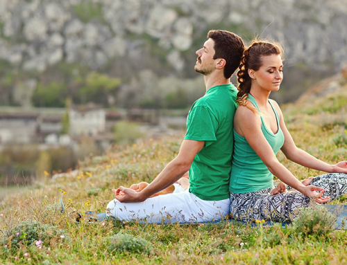 Os benefícios da yoga para aumentar o prazer sexual