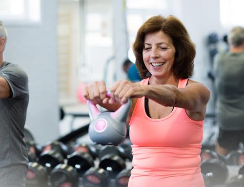 Nunca é tarde para começar:  benefícios do treino pós 60