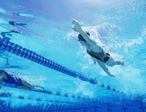 Motivos para começar a nadar em 2020