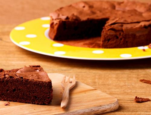 Receita de bolo de chocolate com whey protein