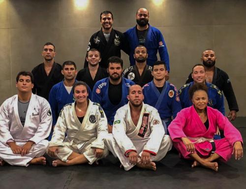 Jiu-jitsu: a luta que alivia o estresse e gera gasto calórico