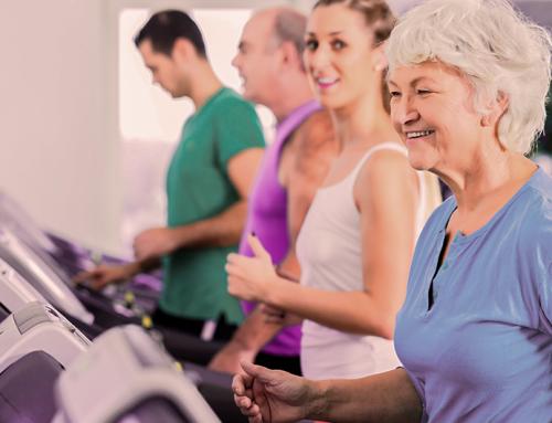 Por que fazer exercício depois dos 60?