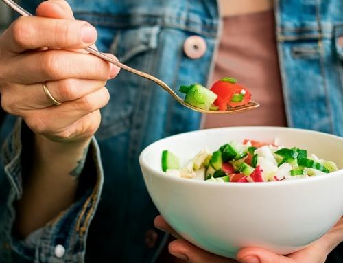 Alimentação saudável para evitar inflamações no corpo
