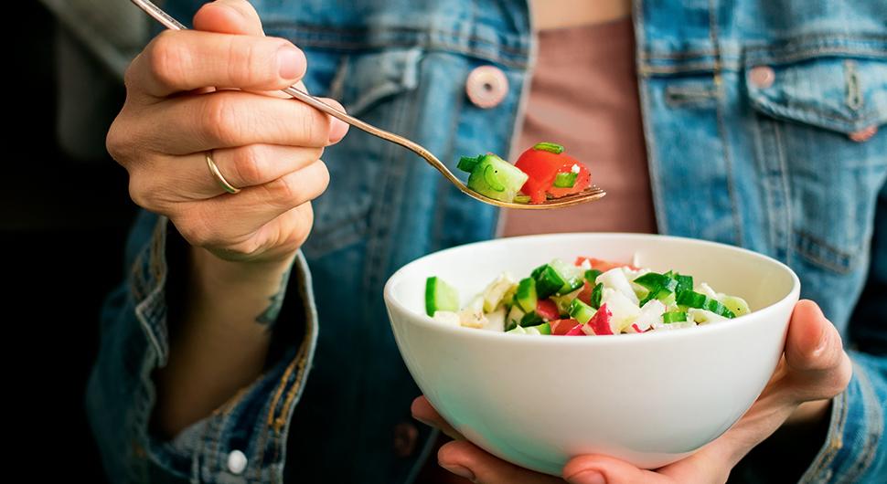 Alimentos melhoram inflamações