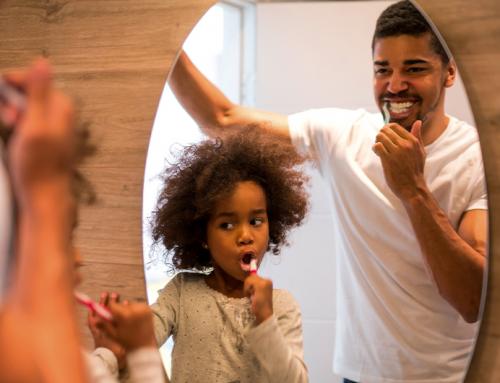 Alimentação e saúde bucal: cuidado desde a 1ª infância