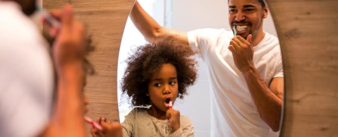 Saúde bucal desde a infância