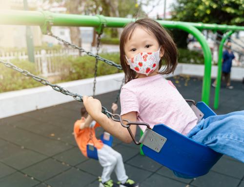 O poder da atividade física na formação das crianças